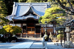 Shuzenji - Japanese Temple Royalty Free Stock Images
