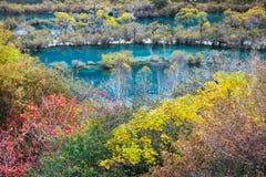Shuzheng lake Royalty Free Stock Image