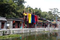 Shuzhou Straße Lizenzfreies Stockfoto