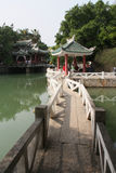 Shuzhuang Garden on Gulangyu Island in China Royalty Free Stock Images
