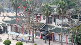 Shuzhuang Garden on Gulangyu Island in China Royalty Free Stock Photos