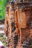 Shwe austerii Thein pagody kompleks zdjęcie royalty free