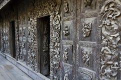 Shwe Kyaung Temple Stock Photos