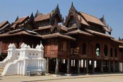 Shwe Yan Pyay monastery Stock Images