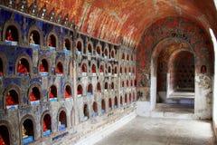 Shwe Yan Pyay Monastery, Nyaungshwe, Myanmar Royalty Free Stock Image