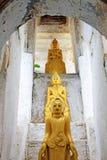Shwe Yan Pyay Monastery, Nyaungshwe, Myanmar Stock Photo