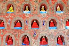 Shwe Yan Pyay Monastery, Nyaungshwe, Myanmar imagem de stock royalty free