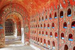 Shwe Yan Pyay Monastery, Nyaungshwe, Myanmar imagens de stock royalty free