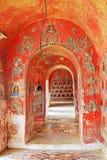 Shwe Yan Pyay Monastery, Nyaungshwe, Myanmar Royalty Free Stock Images