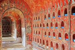 Shwe Yan Pyay Monastery, Nyaungshwe, Myanmar Royalty Free Stock Photos