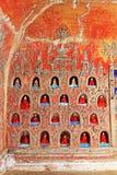 Shwe Yan Pyay Monastery, Nyaungshwe, Myanmar imagens de stock