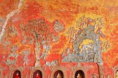 Shwe Yan Pyay Monastery, Nyaungshwe, Myanmar fotografia de stock