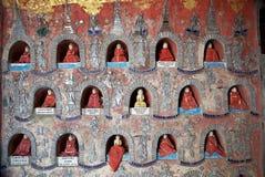 Shwe Yan Pyay Monastery Royalty Free Stock Photo