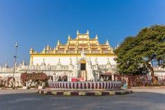 Shwe Yan Pyay Temple , Inle lake , Shan State , Myanmar Royalty Free Stock Image