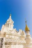 Shwe Yan Pyay Temple , Inle lake , Shan State , Myanmar Stock Image