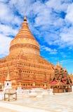 Shwe Zi Gon Paya in Myanmar Royalty Free Stock Photography