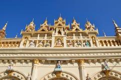 Shwe Zy Ghong Paya Royalty Free Stock Photo
