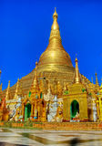 Shwedagon Stock Photography
