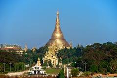 shwedagon Стоковая Фотография
