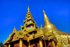 Shwedagon Royalty Free Stock Photo