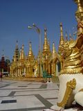 Shwedagon Royalty Free Stock Image