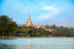 Παγόδα Shwedagon Στοκ εικόνες με δικαίωμα ελεύθερης χρήσης