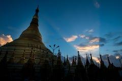 Free Shwedagon Pagoda Royalty Free Stock Images - 111752349