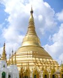 shwedagon pagoda Стоковые Изображения RF