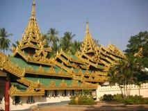 shwedagon pagoda Стоковые Фотографии RF