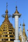 Shwedagon Pagoda Complex - Yangon- Myanmar Royalty Free Stock Photo