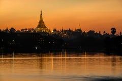 Shwedagon Pagoda Stock Photos