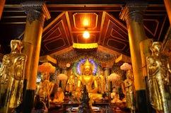 Shwedagon pagoda Myanmar Royalty Free Stock Images
