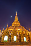 Shwedagon Pagoda Royalty Free Stock Photos