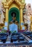 Shwedagon Pagoda Stock Images
