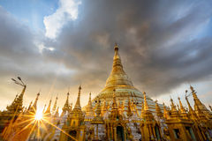 Shwedagon Pagoda Stock Images