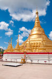 Shwedagon Pagoda, Tachileik, Myanmar Royalty Free Stock Photos