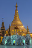 Shwedagon Pagoda - Yangon - Myanmar (Burma) Royalty Free Stock Photo