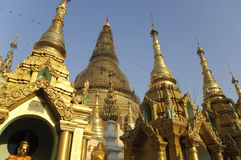Shwedagon Pagoda Yangon Myanmar Burma Stock Image