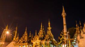 Shwedagon Pagoda, Yangon, Myanmar. Burma Asia. Buddha pagoda royalty free stock images