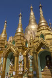 Shwedagon Pagoda - Yangon - Myanmar (Burma) Stock Images