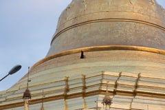 The Shwedagon pagoda, Yangon, Myanmar Stock Photography