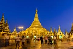 Shwedagon Pagoda Royalty Free Stock Images