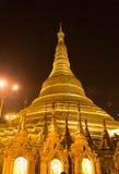 Shwedagon pagoda, Yangon, Myanmar Stock Image