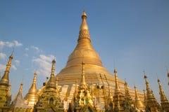 Shwedagon pagoda, Yangon, Myanmar Stock Photos