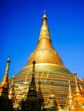 Shwedagon Pagoda in Yangon, Myanmar Royalty Free Stock Image