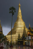 Shwedagon Pagoda, Yangon Royalty Free Stock Images