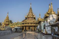 Shwedagon pagoda Yangon Royalty Free Stock Photo