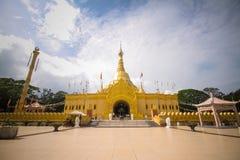 Shwedagon Pagode Stockfotos