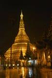 Shwedagon-Pagode, Rangun Stockfotos