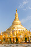 shwedagon paya Стоковое Фото